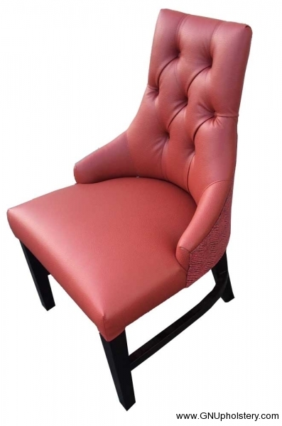 Custom-Red-Tufted-Chair-by-GN-Upholstery-Los-Angeles