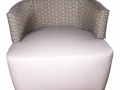Custom-Round-Chair-with-Design-by-GN-Upholstery-Los-Angeles